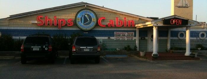 Ships Cabin is one of Williamsburg, VA.
