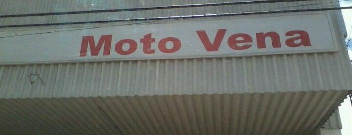 Moto Vena is one of Tempat yang Disukai Manoel.
