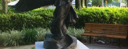 Sunshine Park is one of Orlando City Badge - The City Beautiful.