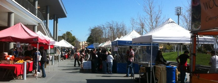 Jack London Night Market is one of East Bay Attractions.