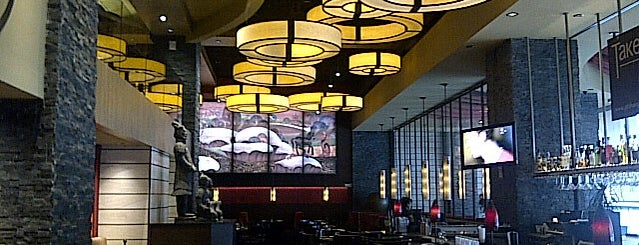 P.F. Chang's is one of Lugares en Polanco.