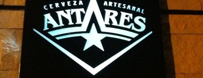 Antares is one of Para ir.