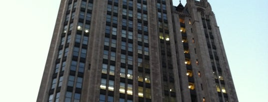 Chicago Tribune is one of Leadership Institute: Chicago.