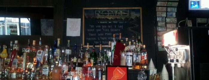 Knomad Bar is one of Austin's best.