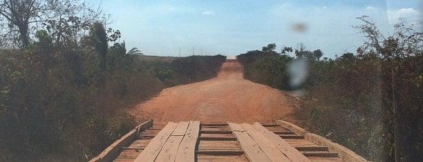 Ribeirāo Cascalheira is one of Mato Grosso.