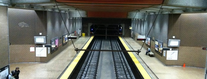 Church MUNI Metro Station is one of MUNI Metro Stations.