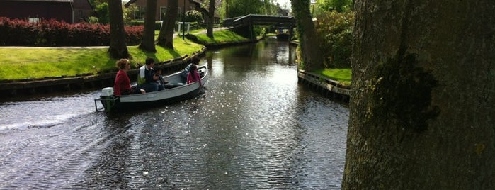 Giethoorn is one of The Bucket List.