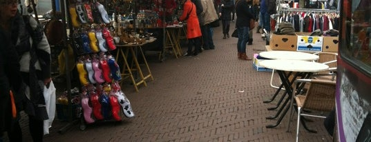 Waterlooplein is one of Vintage in Amsterdam.