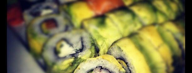 Niu Sushi is one of Ruta Sibarita.