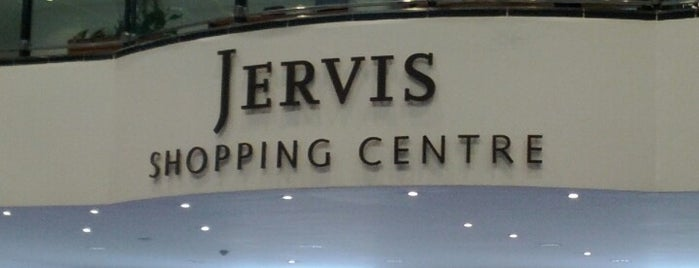 Jervis Shopping Centre is one of Orte, die Iara gefallen.