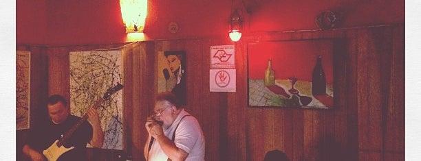 Teta Jazz Bar is one of Pub Crawl com @Jugdar.