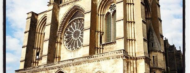 Cathédrale Saint-Gervais-et-Saint-Protais is one of Bienvenue en France !.