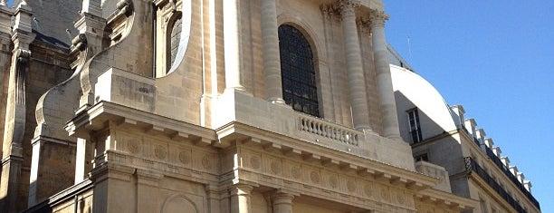 Temple Protestant de l'Oratoire du Louvre is one of Paris ♡..