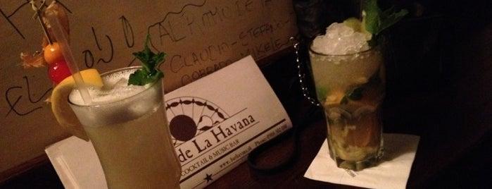 El Son de La Havana is one of Great places.