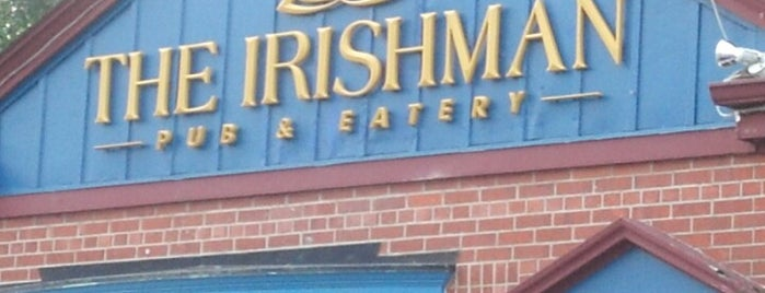 The Irishman Pub & Eatery is one of Orte, die Jennifer gefallen.