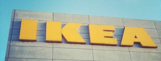 IKEA is one of Francisca : понравившиеся места.