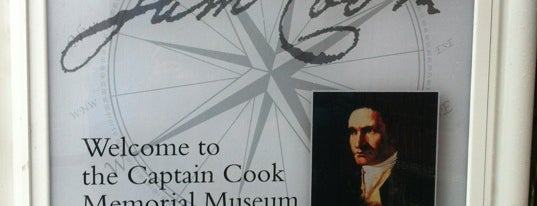 Captain Cook Memorial Museum is one of Posti che sono piaciuti a Carl.