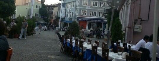 Kuleli Meyhanesi Ato'nun Yeri is one of İstanbul Meyhaneleri.