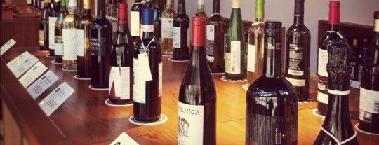 Wright & Goebel Wine and Spirits is one of Tempat yang Disimpan Theana.