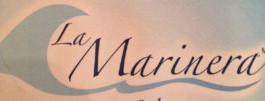 La Marinera is one of MARISQUERÍA.