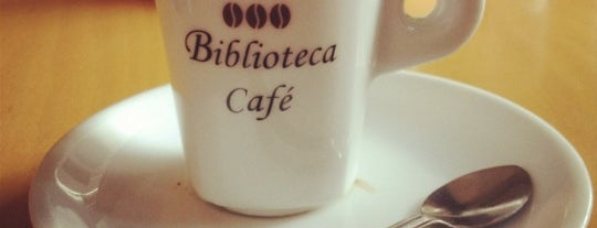 Café Biblioteca is one of Bragança.