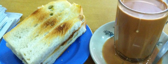 Kedai Kopi Tong Nam Bee is one of Neu Tea's Bentong & Raub Trip.
