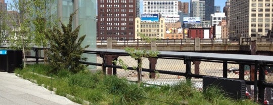 High Line is one of Earth Day 2012!.