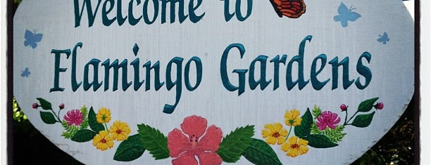 Flamingo Gardens is one of Need to check this out!.