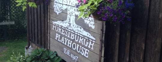 Forestburgh Playhouse is one of Lugares favoritos de Hunter.