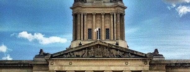 Manitoba Legislative Building is one of A fazer em Winnipeg.
