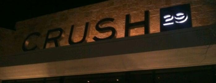 Crush 29 is one of Locais salvos de Global Chef.