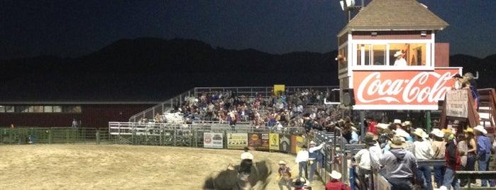 Jackson Hole Rodeo is one of Jackson Hole.