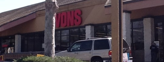VONS is one of Anitaさんのお気に入りスポット.