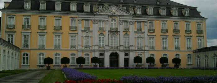 Schloss Augustusburg is one of 100 обекта - Германия.