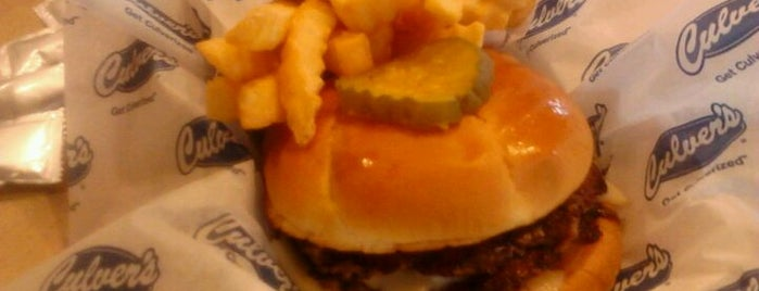 Culver's is one of Restaurants to Try.