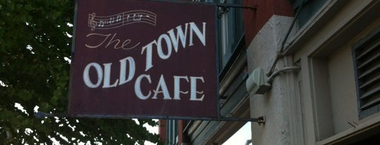 Old Town Cafe is one of Seattle & Washington St.