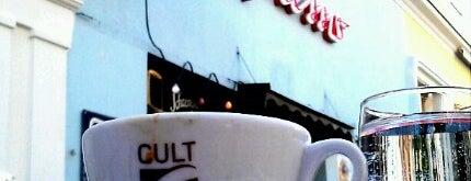 Espresso is one of der kaffee.