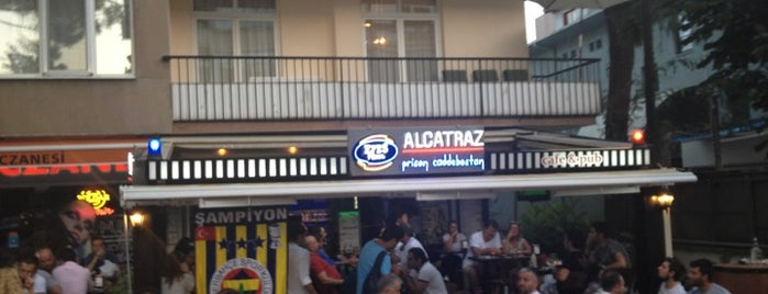 Alcatraz is one of Istanbul.