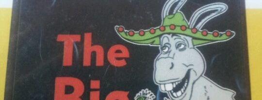 Señor Donkey is one of Tempat yang Disukai Serhiy.