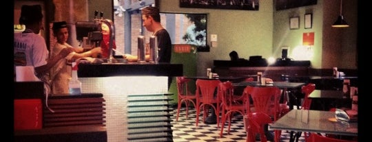 Eddie Fine Burgers is one of Bares e restaurantes BH.