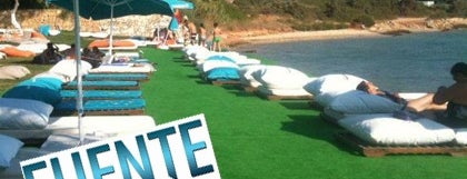 Fuente Beach Club is one of Aydin'in Kaydettiği Mekanlar.