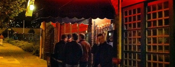 Cafe Du Nord is one of SF Nightlife.