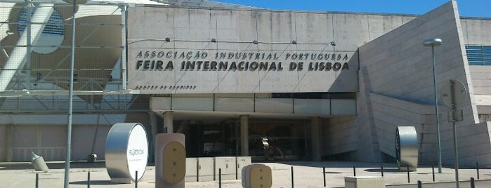 Feira Internacional de Lisboa (FIL) is one of Katia : понравившиеся места.