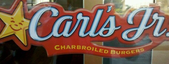Carl's Jr. is one of Lugares favoritos de Pepe.