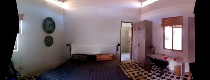 Los Patios Hotel is one of Lugares favoritos de Nabil.