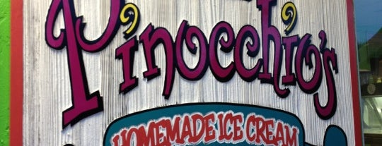 Pinocchio's is one of Sanibel Island.
