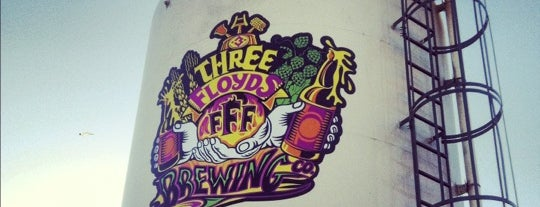 3 Floyds Brewery & Pub is one of Favorites in USA.