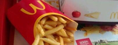 McDonald's is one of Peteris'in Beğendiği Mekanlar.