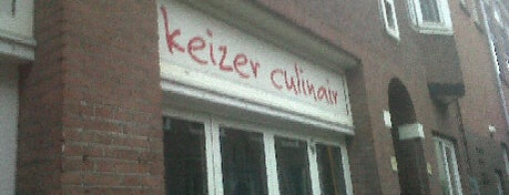 Keizer Culinair is one of De Jordaan 1/2.
