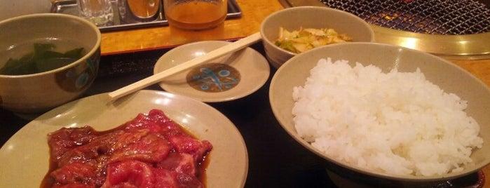 焼肉処 精香園 is one of 飲食店リスト.